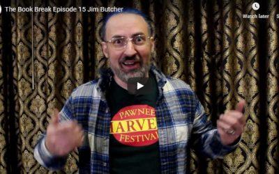Jim Butcher   The Book Break   Episode 15