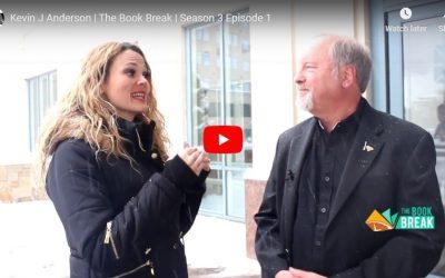 Kevin J Anderson | The Book Break | Season 3 Episode 1