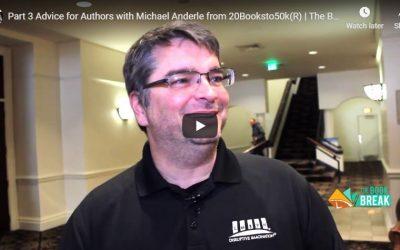 Michael Anderle from 20Booksto50k(R)   The Book Break   Season 2 Ep 3