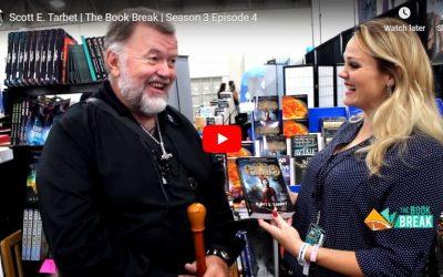 Scott E. Tarbet | The Book Break | Season 3 Episode 4